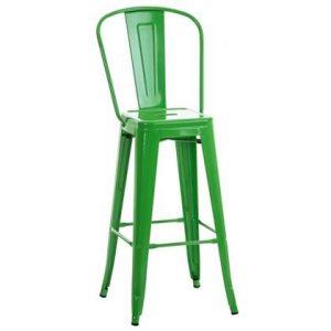 Barkruk 24Designs Groen
