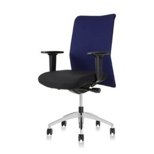 Bureaustoel 24Designs Blauw