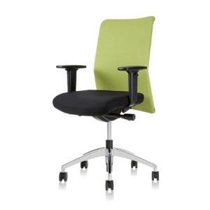 Bureaustoel 24Designs Groen