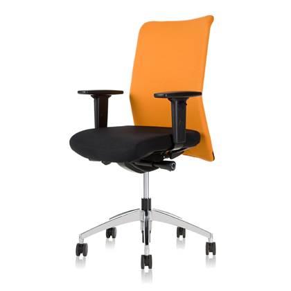 Bureaustoel 24Designs Oranje