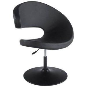 Fauteuil 24Designs Zwart