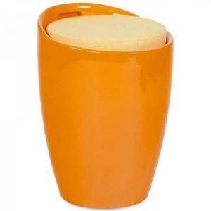 Poef 24Designs Oranje