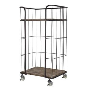Trolley BePureHome Zilver