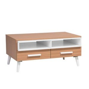 Salontafel Beliani Wit
