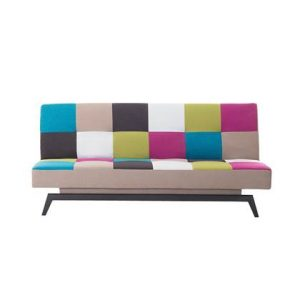 Slaapbank Beliani Multicolor