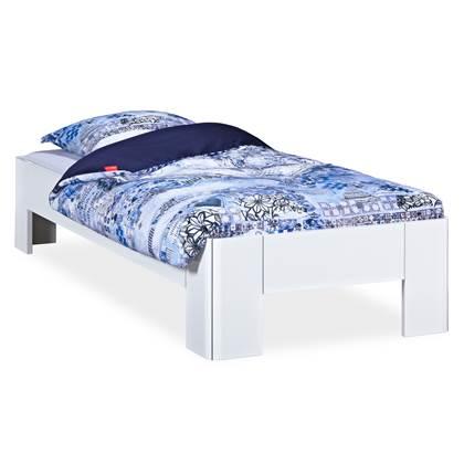 Tweepersoonsbed Beter Bed Basic Zwart