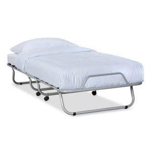 Logeerbed Beter Bed Basic Aluminium