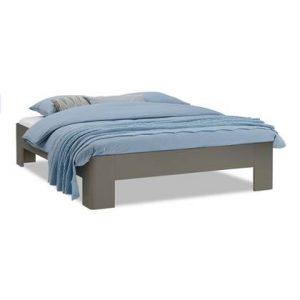 Tweepersoonsbed Beter Bed Select Antraciet