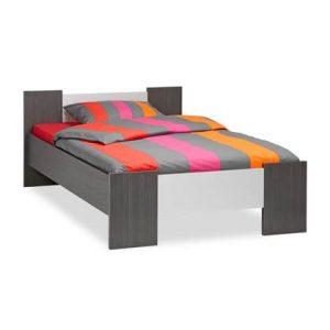 Eenpersoonsbed Beter Bed Basic Aluminium