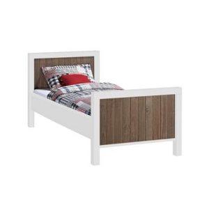 Eenpersoonsbed Beter Bed Select Bruin