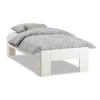 Tweepersoonsbed Beter Bed Select Wit