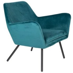 Fauteuil 24Designs Blauw