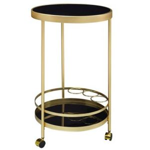 Sidetable 24Designs Goud