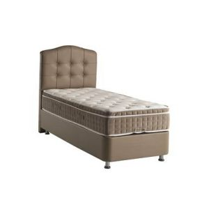 """Boxspring """"""""""""Bedworld Collection """""""""""" Wit"""