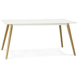 Eettafel 24Designs Wit