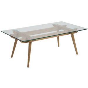 Salontafel 24Designs Transparant