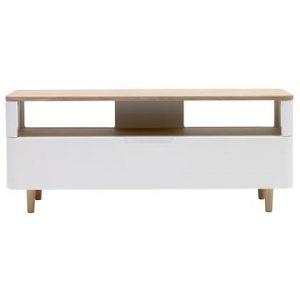 Tv-meubel 24Designs Wit