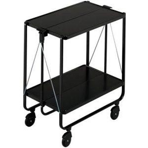 Trolley Leifheit Zwart