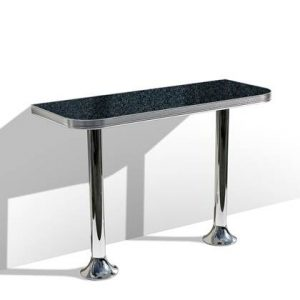 Sidetable Bel Air Zwart